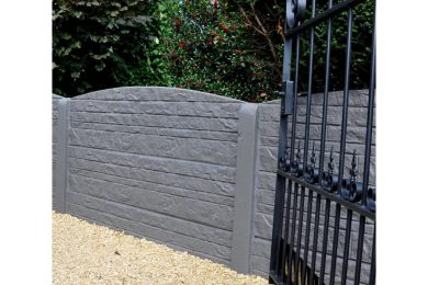 Schutting beton bij Schutting33